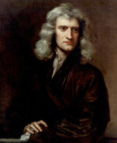 Isaac Newton picture